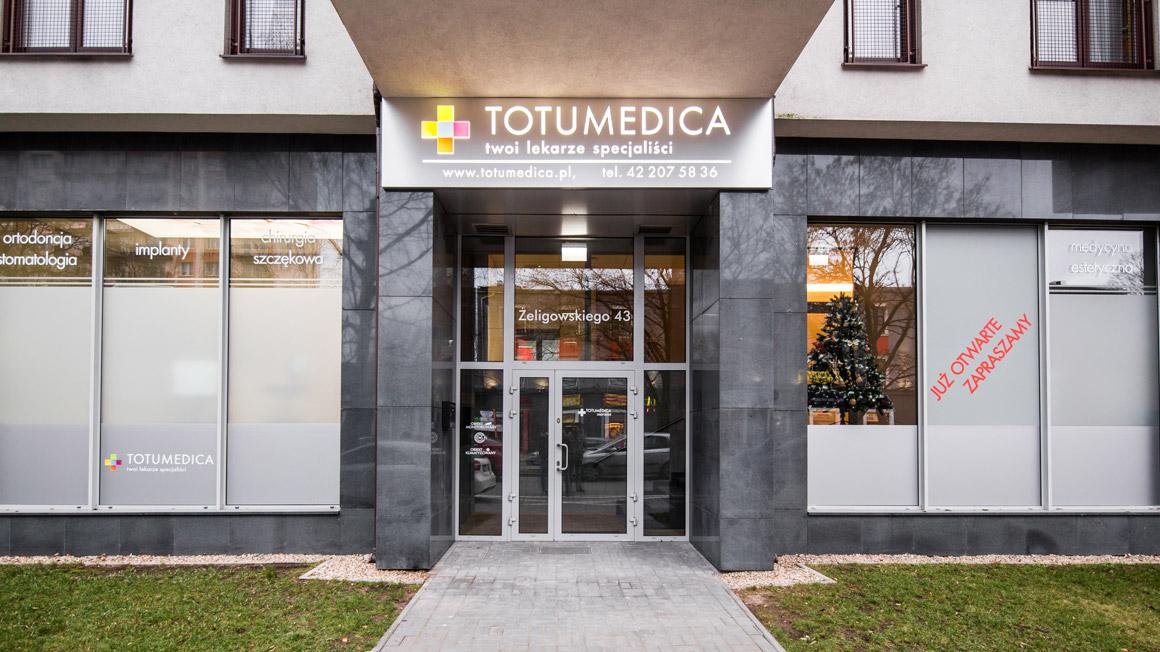 klinika medyczna totumedica